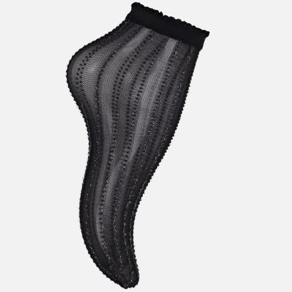 Palmers Trendy Luxe Stripes LadiesSocks