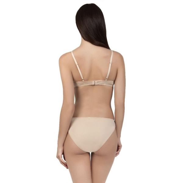 Palmers Micro Fine Underwired Bra Skin