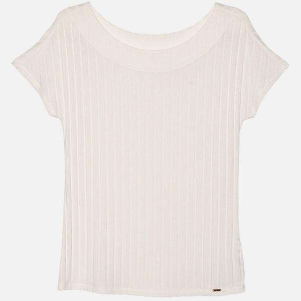 Palmers Rib Deluxe Ladies Shirt Ecrue