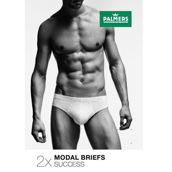 Palmers Success Men's Minislip White