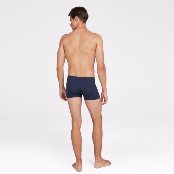 Palmers Success Men's Boxer Dark Blue