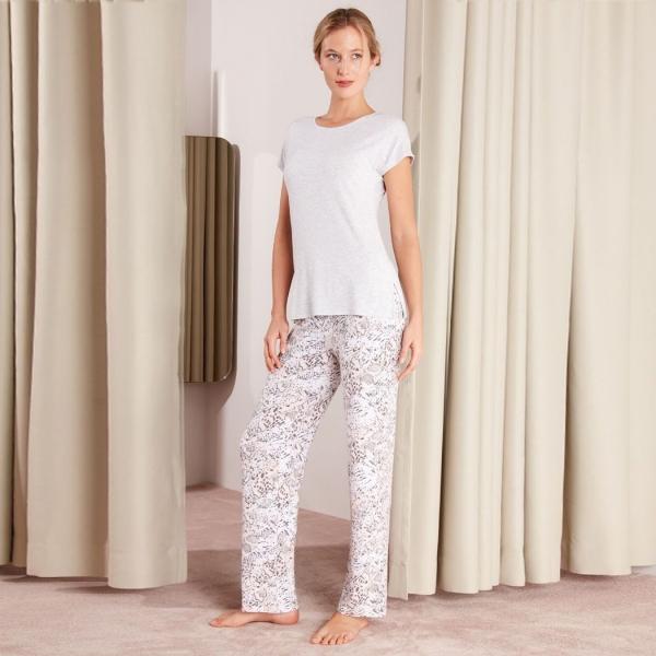 Palmers Animalier Ladies Sleepwear Shirt