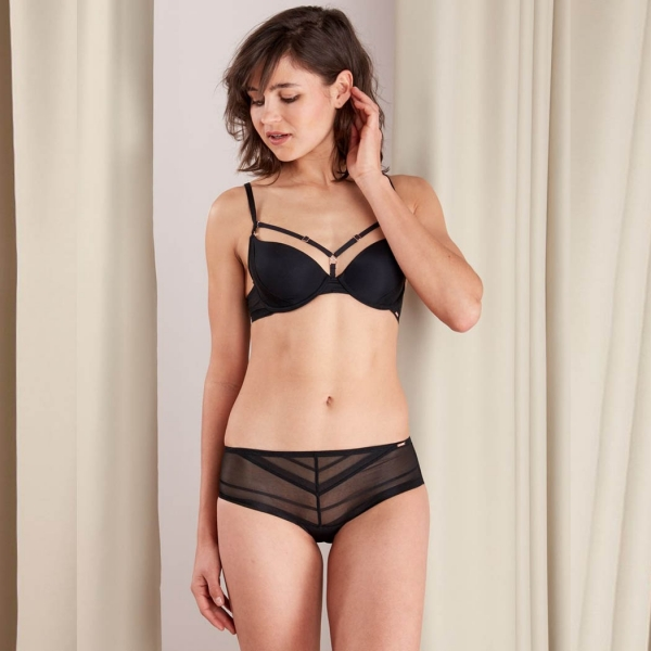 Palmers Linnea Ladies Panties Black