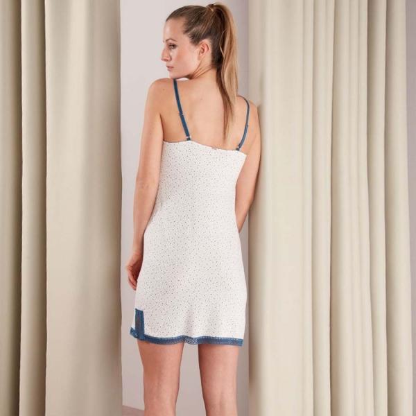 Palmers Dotty Nights Ladies Nightdress