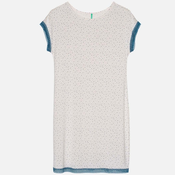 Palmers Dotty Nights Ladies Nightdress
