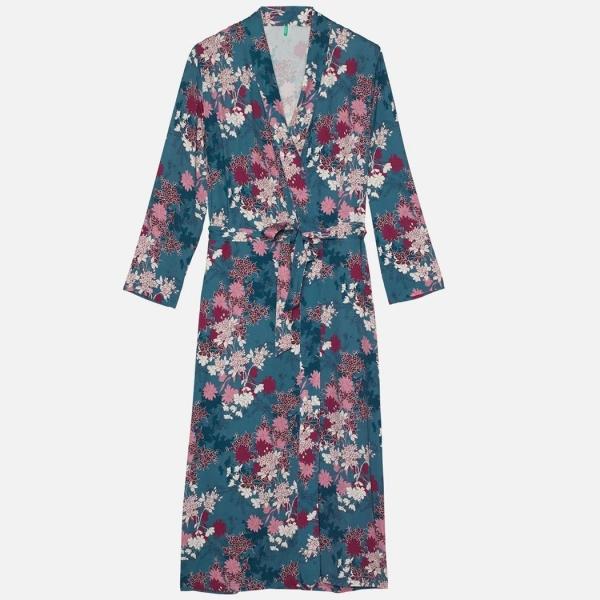 Palmers Floret Bloom Ladies Dressing Gown