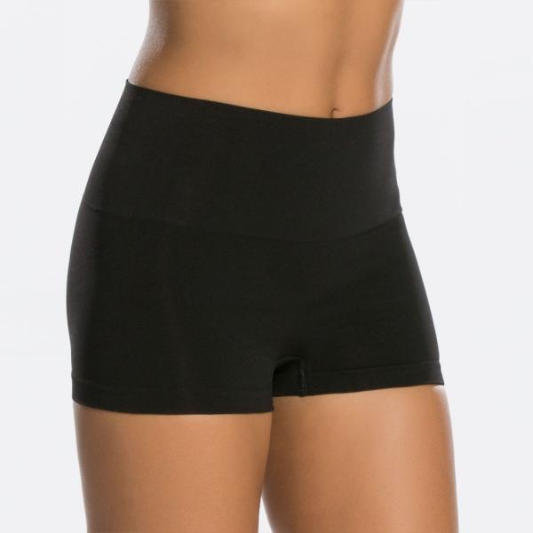 Spanx Everyday Shaping Panties Boyshort Black